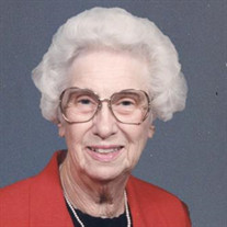 Edith Marie Turner Chappell