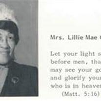 Lillie  Mae Grant