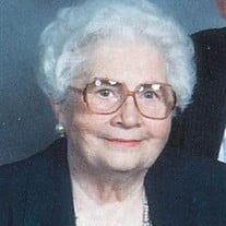 Hilda W. Mann