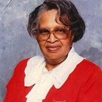 Florence Louise Chapman