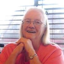 Mabel Diane  Melton