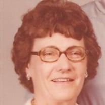 Sara  Florine Marlow Leggett