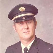 Retired Lt. Virlyn D. Wood