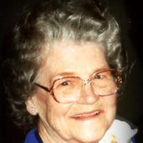 Doris Ella Tamplin May