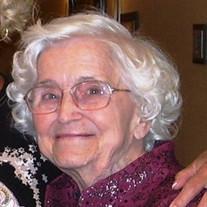 Betty Lee  Parker