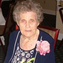 Irene Vanita Morgan