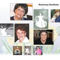 Rosemary Diana Gentilozzi