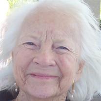 Mary Edna Ellis