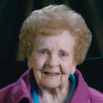 Mrs. Joyce Greene Anderson