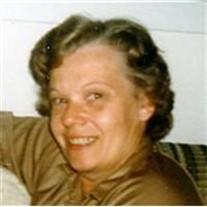 Marie Louise Schroeder