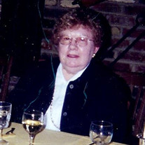 "Mrs. Margaret ""Peg"" Ferguson"