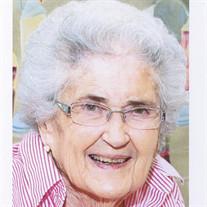 Geraldine Ann Morgan