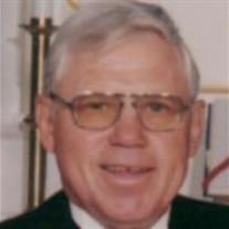 """Robert  E. """"Greasy"""" Graeff"""