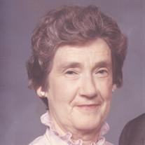 Henrietta Theresa Victoria Habetz Gossen