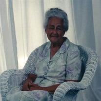 Roxie Ann Burge