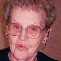 Marion E. Fairclough