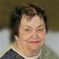 """Beverly """"Bev"""" Ann Nemetz"""