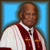 Rev. John Thomas Townsend Jr.,D.Div