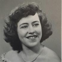 Wilma  Jean  (Williams) Snider
