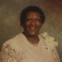 "Mrs. Bessie ""Baby Sister"" Richardson"