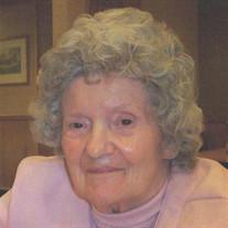 Alma Hoovler