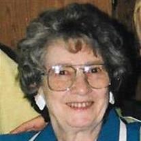Betty Marjorie Bacus