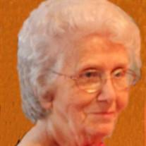 Mary Frances Clatworthy