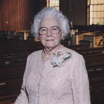 Mrs. Juanita Andrews Morrell