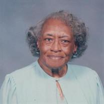Mrs. Hazel Brame