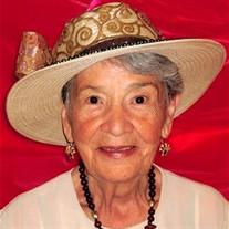 Maria Teresa Alvarez