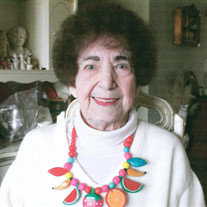 Dorothy Helen Lussy