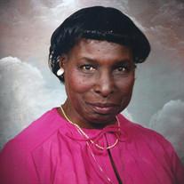 Ms. Sally Victoria Robinson