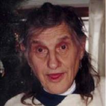 Mrs. Clara Rogalski (Sokolowski)