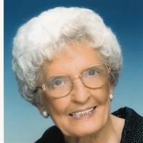 Mrs. Augusta E. Kremer