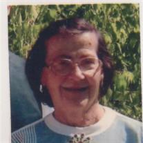 Marian Bagley Woodward