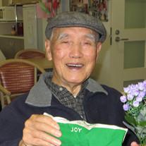 Mr Hang Chiu Lau