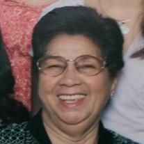 Mrs. Milagros Reyes Goyeneche