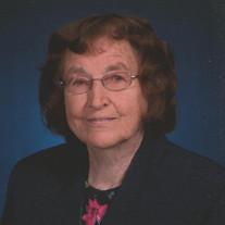 Gladys M. Sercer