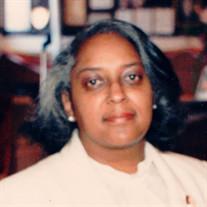 Mrs. Gladys Jones Moseley