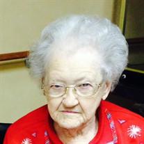 Mrs. Gladys Hunnicutt Hart
