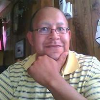 """Mr. Kenneth """"Kenny"""" Cole Jr."""