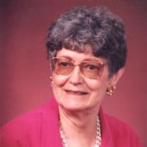 Betty J. Steen Wildermuth
