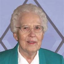 Sister Emeliana Judis OP