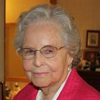 Mrs. Mary Frances Beasley