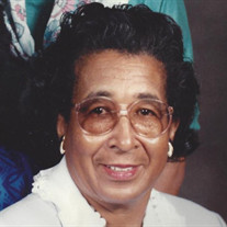 Nannie E. Floyd