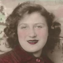 """Mrs. Katherine """"Kitty"""" VanVolkinburg (Wasilewski)"""
