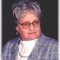 Matilda Loetscher