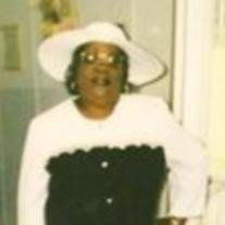 Mrs. Betty Ervin McBride
