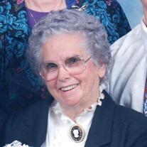 Helen Frances Lutz