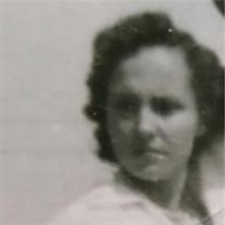 Gracie Magdalene Stump